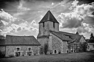 Milhac de Nontron Eglise